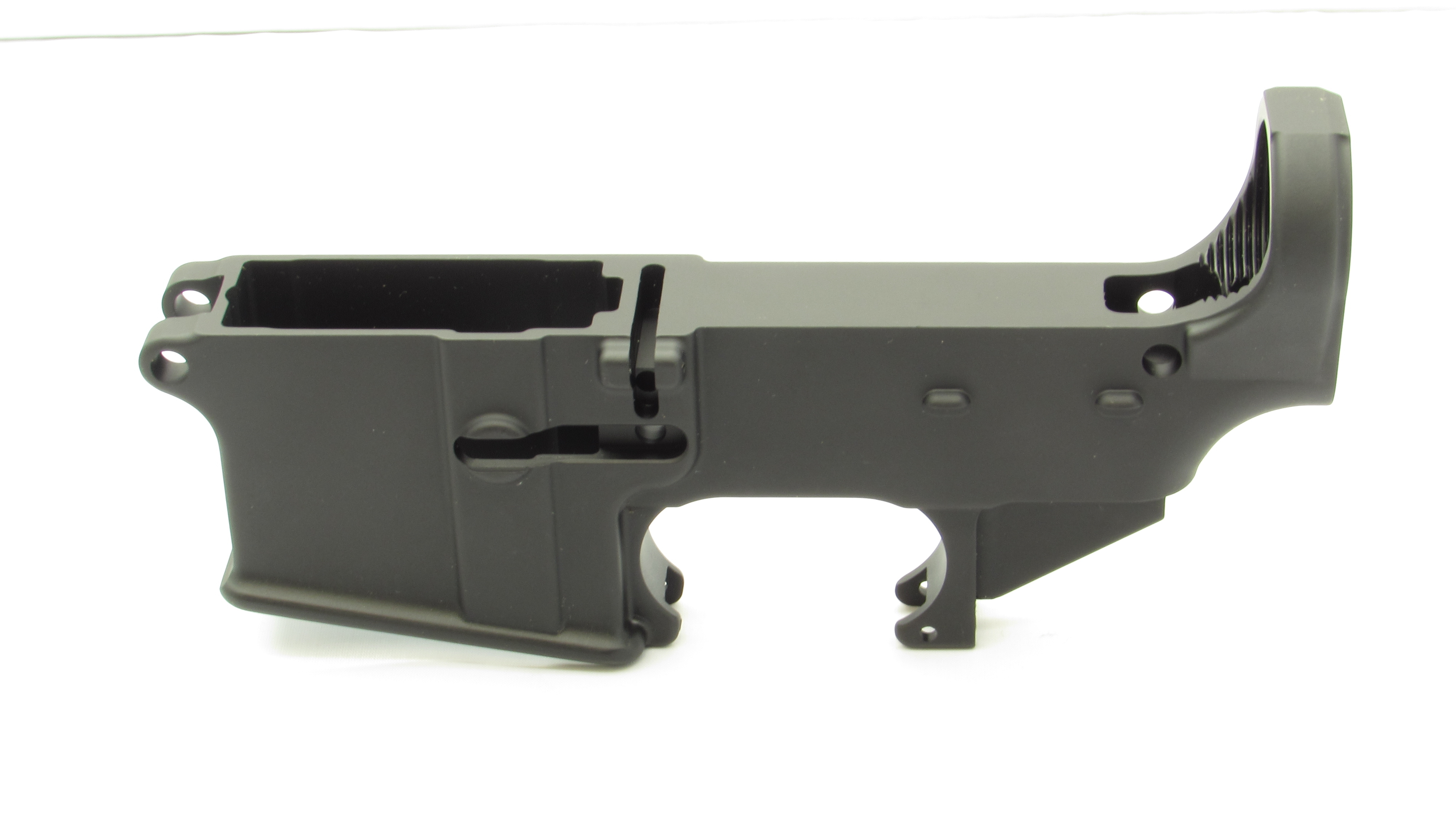 Gorilla Machining AR15 80% Lower Receiver Frame Cerro Forging