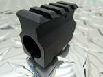 GORILLA MFG AR-15 Gas Block Single Picatinny Rail
