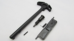 Gorilla Machining AR-15 - Forward Assist Dust Cover KIt and Standard Ambi Charging Handle kit