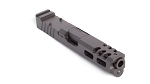 Gorilla Machining Glock 19 Complete Upper Half Custom Slides with Trijicon RMR cut out