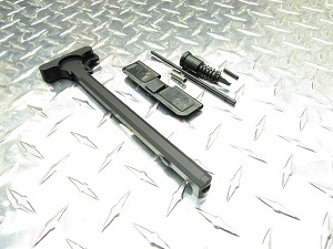 Gorilla Machining AR-15 - Forward Assist Dust Cover KIt and Standard Charging Handle kit