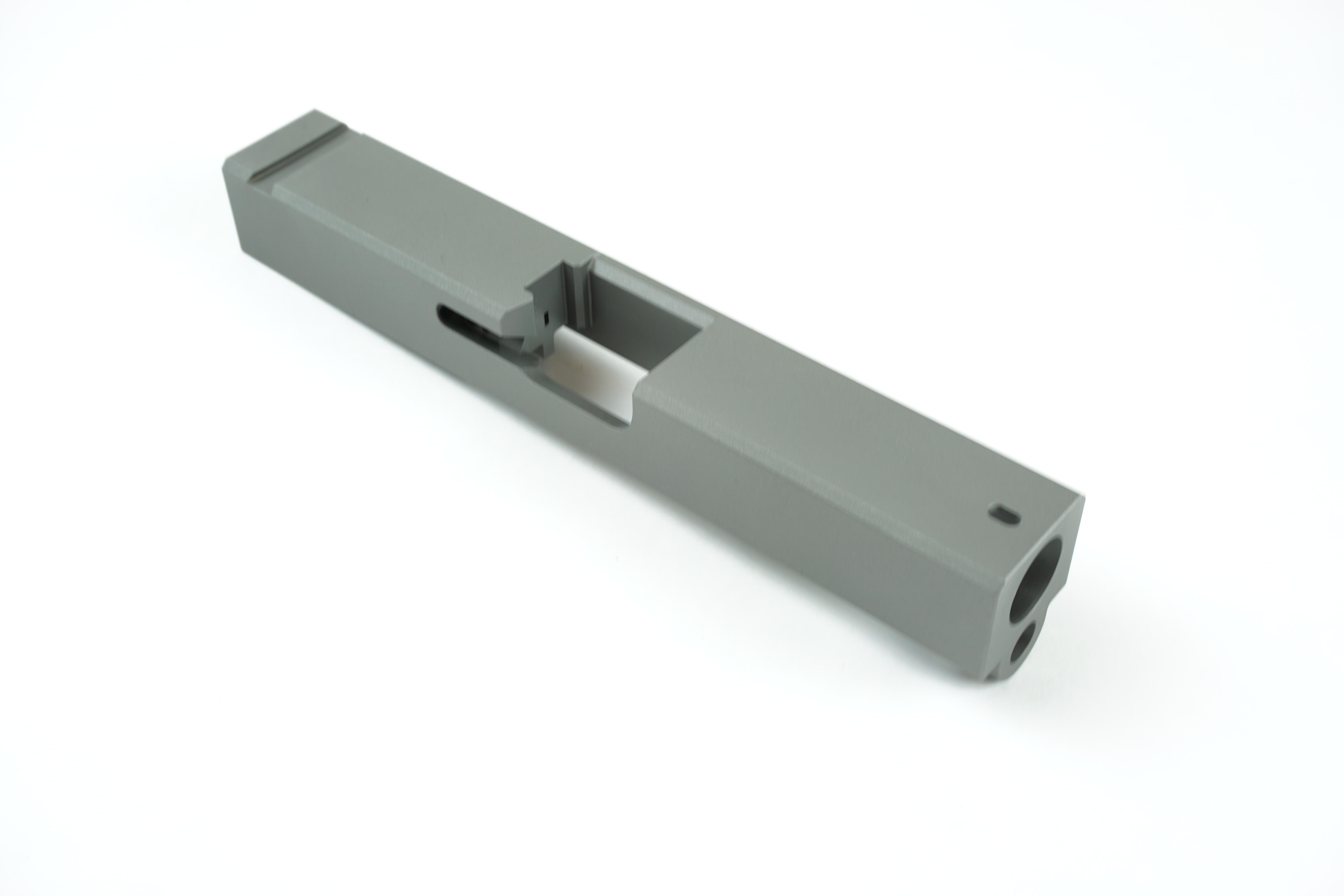Gorilla Machining Glock 17 Slide Blank Stainless Steel 416R