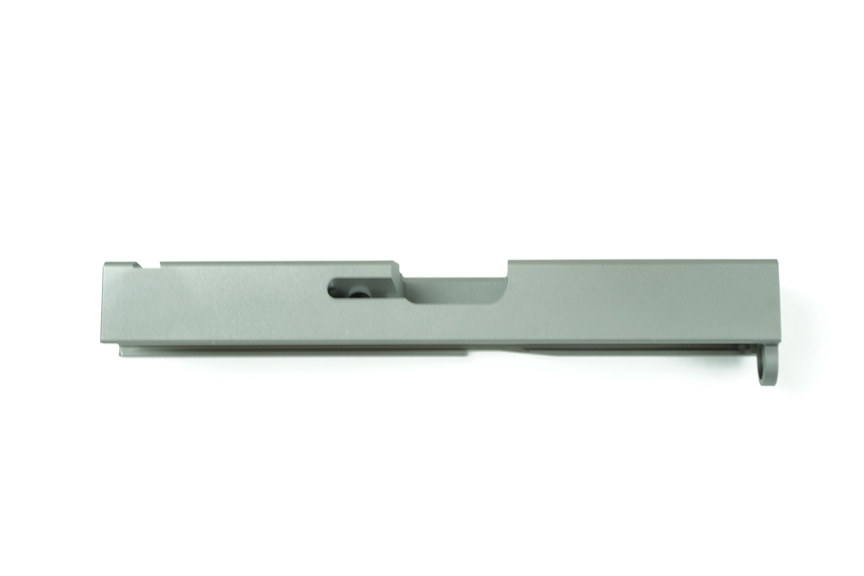 Gorilla Machining Glock 19 Slide Blank Stainless Steel 416R