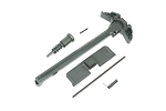 Gorilla Machining AR15  Forward Assist , Dust Cover KIt and Gen 2 Strainer Ambi Charging Handle kit