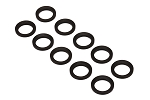 1/2 x 28  Steel Crush Washer (Pack of 10)