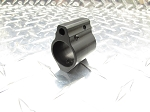 Gorilla Machining AR-15 - Gen 2 Low Profile Adjustable Gas Block Black Nitride
