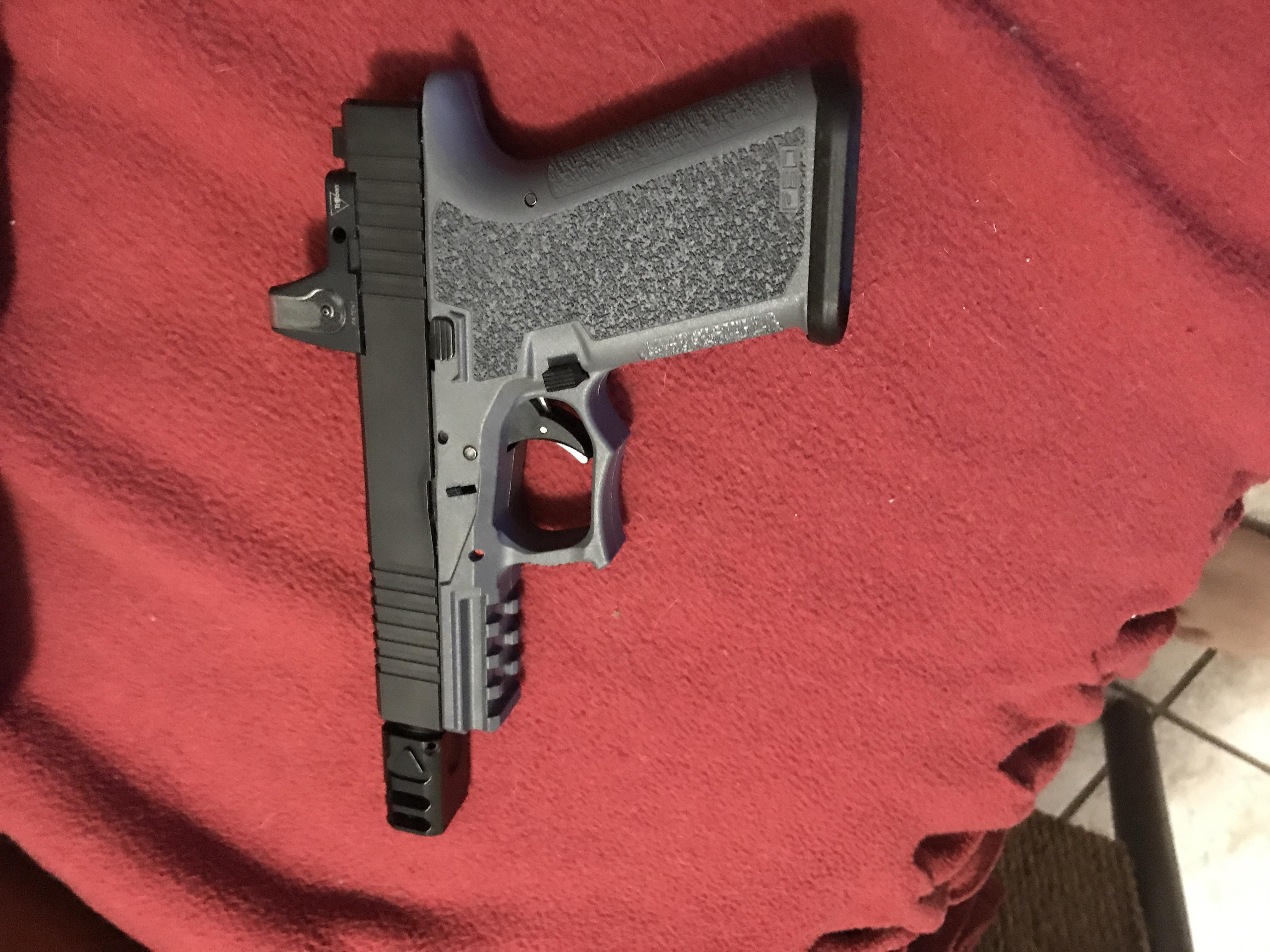 Pmm Glock Compensator
