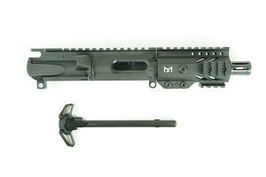 Gorilla Machining AR15 9MM Recon Luger Upper Receiver 4.5